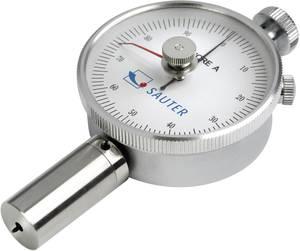 Keménységmérő durométer Shore A0, méréssel 0 - 100 HA0 Sauter HB0 100-0. (HB0 100-0.) Sauter