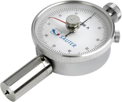 Keménységvizsgáló, durométer, Shore D, 0 - 100 HD, Sauter HBD 100-0.