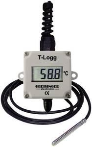 Greisinger T-Logg 100 E hőmérséklet adatgyűjtő, -25 - +120 °C, 16000 mérés Greisinger