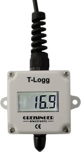 Greisinger T-Logg 120K 4-20 mA szabványos jel adatgyűjtő, 16000 mérés