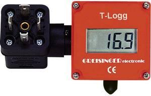 Greisinger T-Logg 120W 0-10 V szabványos jel adatgyűjtő, 16000 mérés Greisinger