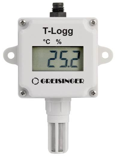 Greisinger T-Logg 160 SET hőmérséklet és páratartalom adatgyűjtő, -25 - +60 °C, 16000 mérés