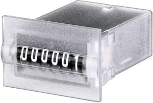 Kisméretű mechanikus számláló modul 24V/DC Hengstler Mini 634 Hengstler