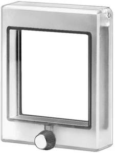 Védőfedél, előlap gombbal számláló modulhoz 2-es méret Hengstler Typ.CR1405613 (CR1405613) Hengstler