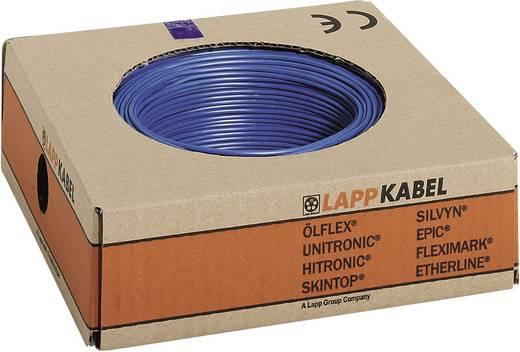 Litze Multi-Standard SC 1 1 x 0.50 mm² Fekete LappKabel 4180401 100 m