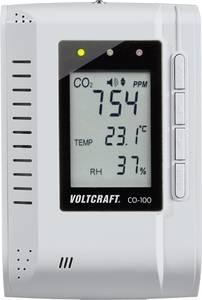 Levegőminőség mérő adatgyűjtő funkcióval, Voltcraft CO-100 (CO-100) VOLTCRAFT