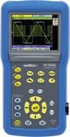 Metrix OX5022-CK Kézi oszcilloszkóp (scope-meter) 20 MHz 2 csatornás 50 Msa/s 2.5 kpts 9 bit Digitális memória (DSO), K (OX5022-CK) Metrix