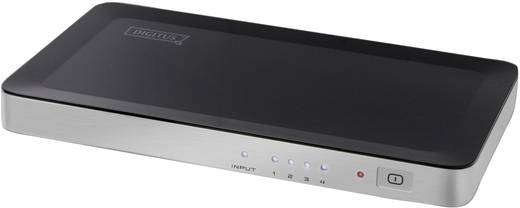 4 portos HDMI elosztó, Digitus