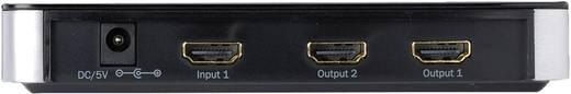 2 portos HDMI elosztó, Digitus