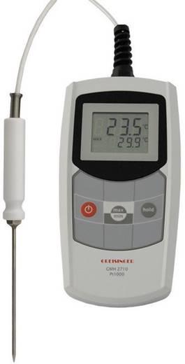 Greisinger GMH 2710K digitális beszúró hőmérő, HACCP