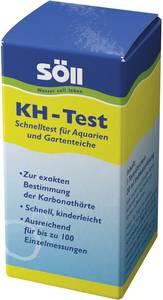 Karbonát keménység KH teszt, kb. 70 teszthez, Söll 14066 Söll
