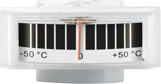 Beépíthető analóg hőmérséklet kijelző, -50 - +50 °C, VOLTCRAFT AM-39X14/TEMP