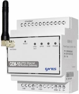 Gateway RS-485, bemenet: 1, kimenet: 1, I/O-k száma: 1, 12 V/DC, USB ENTES GEM-10 ENTES