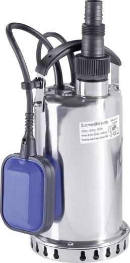 Nemesacél tisztavíz szivattyú 11000 l/óra, renkforce