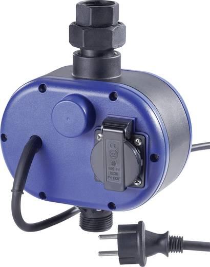 Elektronikus nyomáskapcsoló, fekete, kék, Renkforce