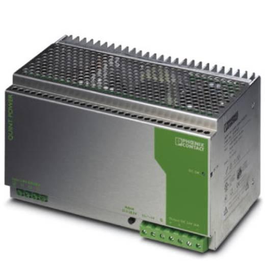 Kalapsín tápegység, kapcsolóüzemű, DIN, 24 V/DC 30 A 720 W, Phoenix Contact QUINT-PS-3X400-500AC/24DC/30