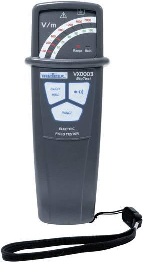 Metrix VX0003 -analizáló készülék, elektroszmog mérő,