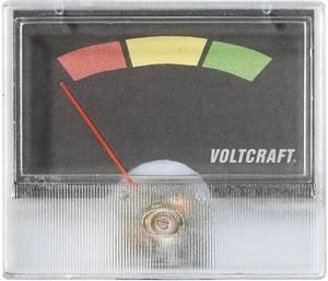 Beépíthető kivezérlésjelző műszer, VU méter VOLTCRAFT AM-49X27/KONTROLL VOLTCRAFT
