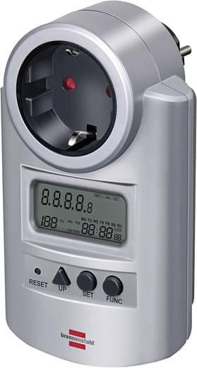 Fogyasztásmérő EM 231 E LCD 0 – 9999.9 kWh Brennenstuhl