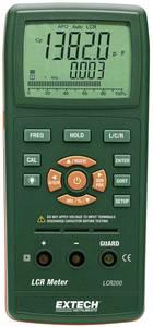 LCR mérőműszer, induktivitás, kapacitás, ellenállásmérő, Extech LCR200 Extech