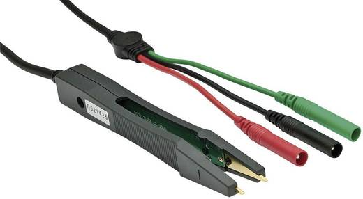 SMD mérőcsipesz multiméterhez, 4mm-es banándugókkal 0.56m Extech LCR203