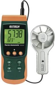 Szárnykerekes szélsebességmérő, légsebességmérő, anemométer beépített léghőmérővel Extech SDL300 Extech