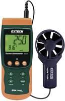 Szárnykerekes szélsebességmérő, légsebességmérő, anemométer beépített léghőmérővel Extech SDL310 Extech
