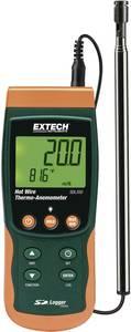 Termikus szélsebességmérő, légsebességmérő beépített léghőmérővel, adatgyűjtővel, teleszekópos érzékelővel Extech SDL350 (SDL350) Extech