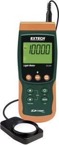 Digitális fényerősség mérő, fénymérő, luxméter adatgyűjtő műszer Extech SDL400 Extech