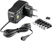 Univerzális hálózati adapter, dugasztápegység 3 - 12 V/DC 600mA Goobay 67950 Goobay