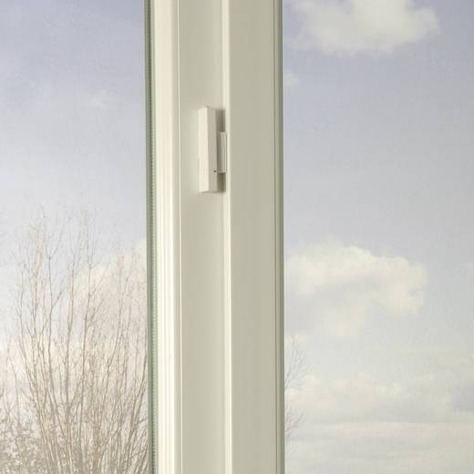 Vezeték nélküli ajtó- és ablaknyitás érzékelő, HomeMatic