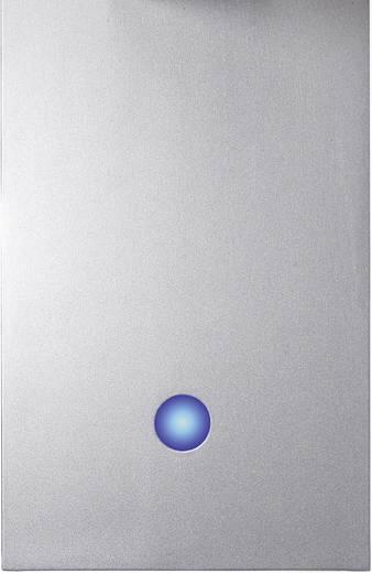 LED-es íróasztali lámpa, 8 W Melegfehér Renkforce Merfy Ezüst-szürke