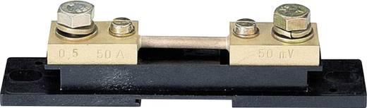 Sönt ellenállás, árammérő sönt 60 mV/100 A Weigel 8.007.329