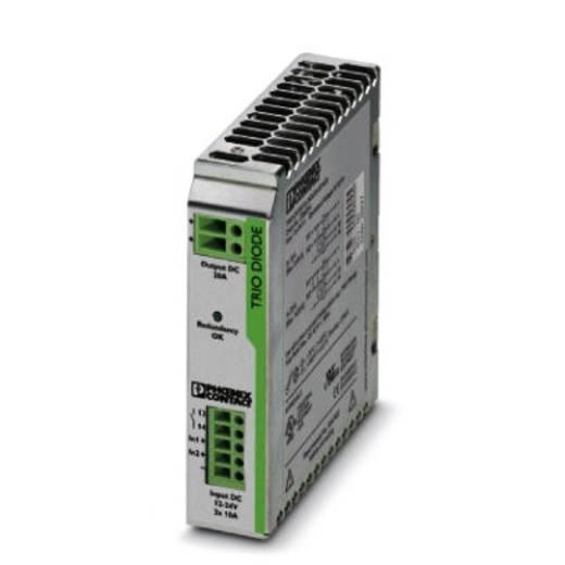 Redundancia modul, Phoenix Contact TRIO-DIÓDA/12-24DC/2X10/1X20