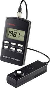 Fénymérő, 0,1-199900 lx, Gossen Mavolux 5032 C USB Gossen