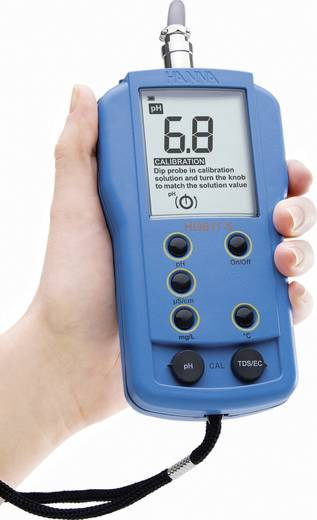 Kombinált mérőműszer, HI 9811-5