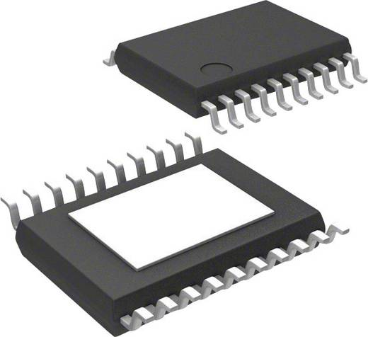 PMIC - feszültségszabályozó, lineáris (LDO) Texas Instruments TPS70258PWP Pozitív, fix HTSSOP-20