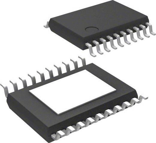 PMIC - feszültségszabályozó, lineáris (LDO) Texas Instruments TPS70802PWP Pozitív, beállítható HTSSOP-20