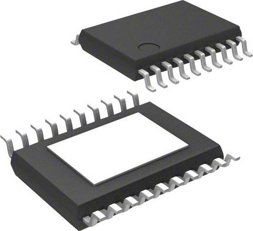 PMIC - feszültségszabályozó, lineáris (LDO) Texas Instruments TPS77818PWP Pozitív, fix HTSSOP-20