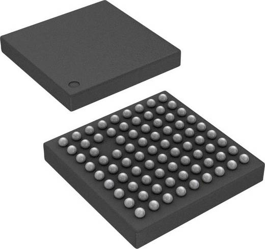 Lineáris IC Texas Instruments TLV320AIC33IZQE, ház típusa: BGA-80