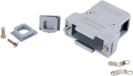 D-SUB doboz pólusszám: 37 műanyag 180 ° Szürke Conec 165X11899XE 1 db