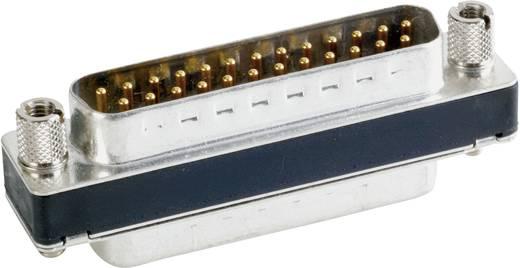 D-SUB szűrő 180 ° pólusszám: 25 Forrasztható Conec 242A15050X 1 db