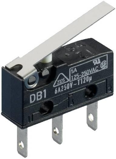 Mikrokapcsoló 250 V/AC 6 A 1 x BE/(BE) Rittal 5 db