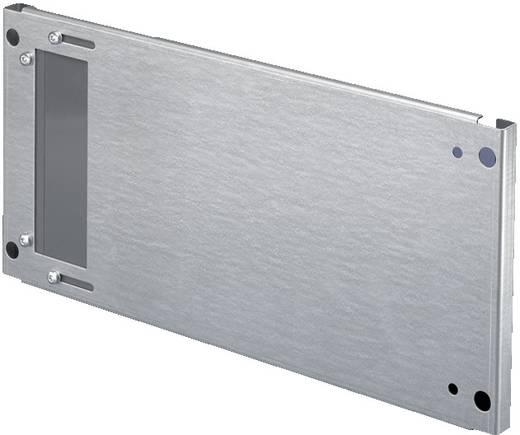 Rittal Szerelő lemez, SV 9673.694 Acéllemez Horganyzott · Átvezetéssel (Sz x Ma) 702 mm x 393 mm