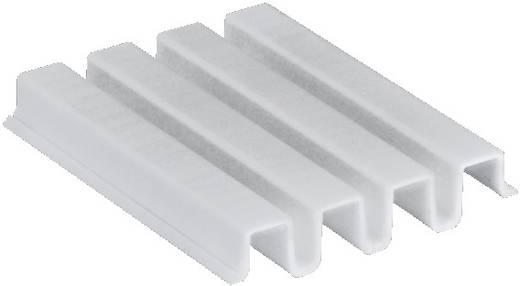Rittal 9676.054 Poliamid Fekete (RAL 9005) Alkalmas Gyűjtősín rendszer Flat-PLS 60 és 100