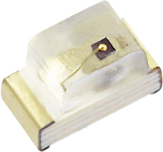 SMD LED 0603 Sárga 150 mcd 120 ° 20 mA 2 V Kingbright KP-1608SYCK