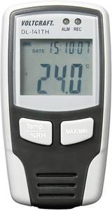 Hőmérséklet és páratartalom adatgyűjtő, klíma adatgyűjtő Voltcraft DL-141TH VOLTCRAFT