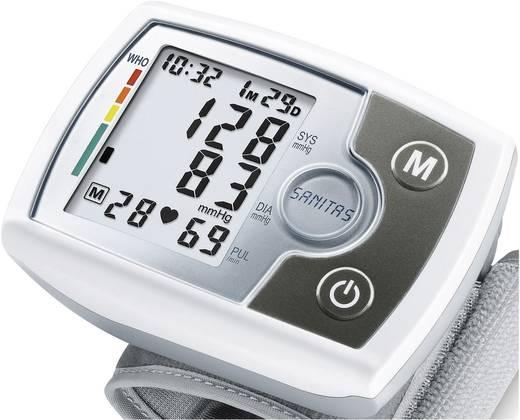 Sanitas SBM03 Vérnyomásmérő csuklóra 651.21