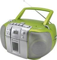 CD-s rádió, URH, KH, zöld, SoundMaster SCD5405GR soundmaster