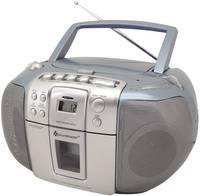 CD-s rádió, URH, KH, kék, SoundMaster SCD5405BL soundmaster